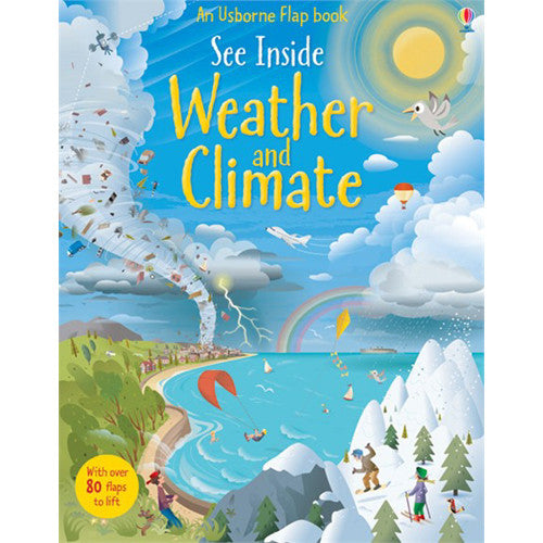 Usborne See Inside Weather & Climate