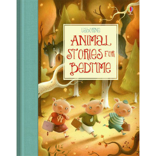 Usborne Animals Stories for Bedtime