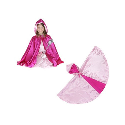 Creative Reverse Hooded Princess Cape