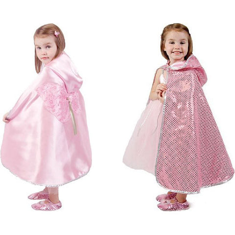 Creative Reversible Hooded Princess/Fair