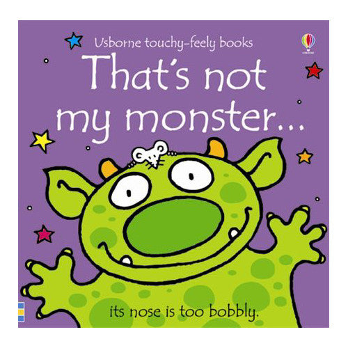 Usborne That's Not My Monster