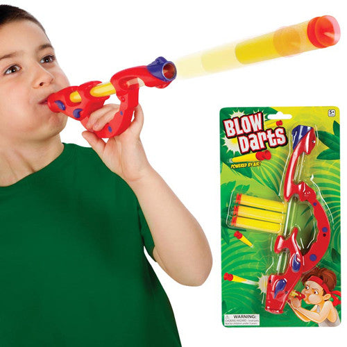 Toysmith Blow Darts