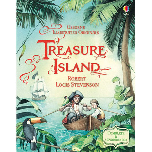 Usborne Treasure Island