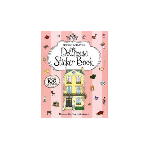 Usborne Dollhouse Sticker Book