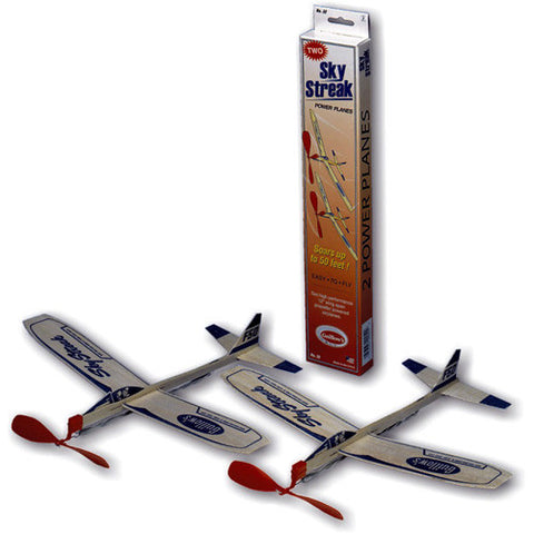 Guillow Sky Streak Twin Pack Glider