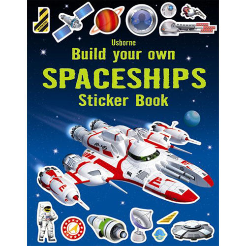 Usborne Build Your Own Spaceships