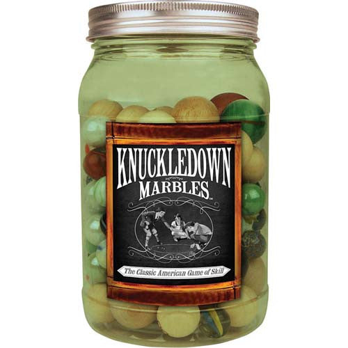 University Games Knuckledown Marbles