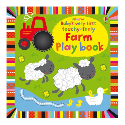 Usborne Baby's 1st Touch/Feel Farm
