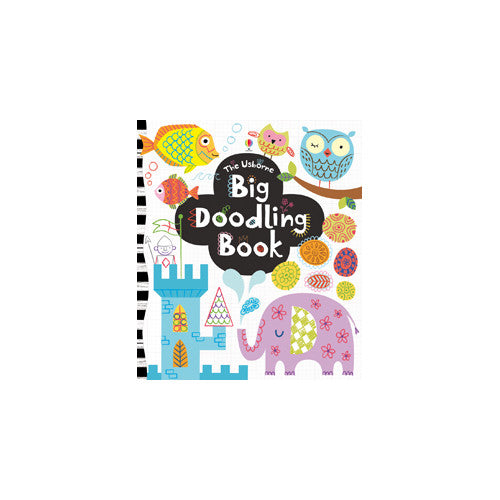 Usborne Big Doodling Book