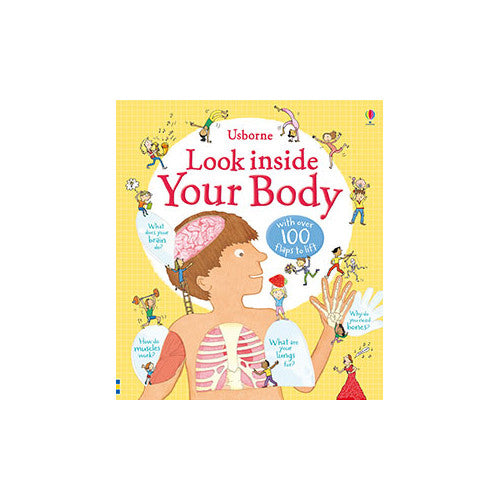 Usborne Look Inside Your Body