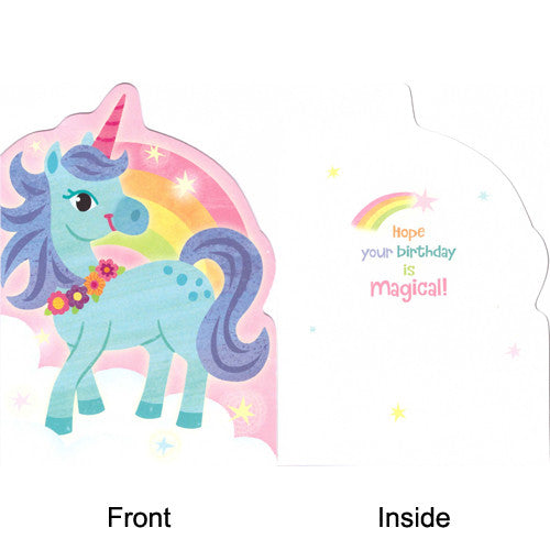 Peaceable Rainbow Unicorn