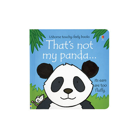 Usborne That's Not My Panda