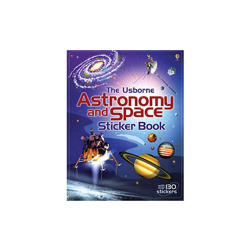 Usborne Astronomy & Space Sticker Book