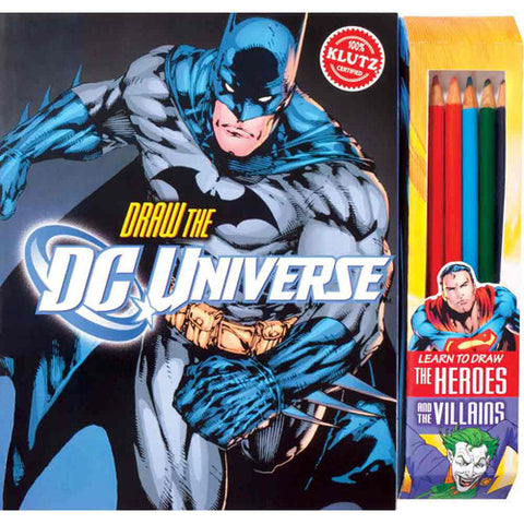 Klutz Draw the DC Universe Book