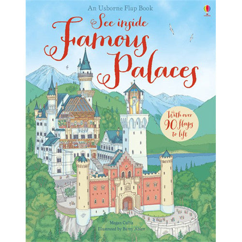 Usborne See Inside Famous Palaces