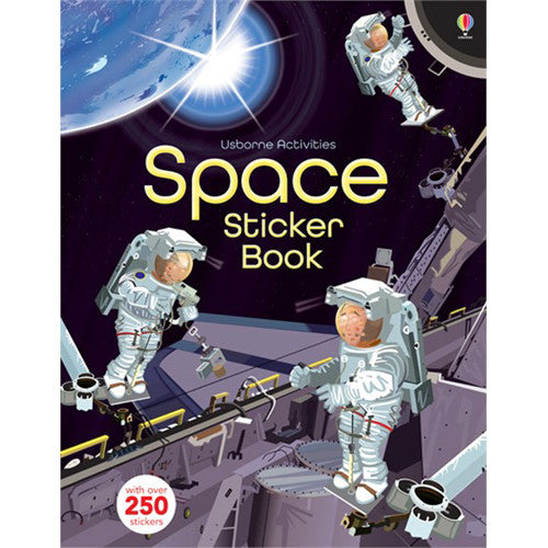 Usborne Space Sticker Book