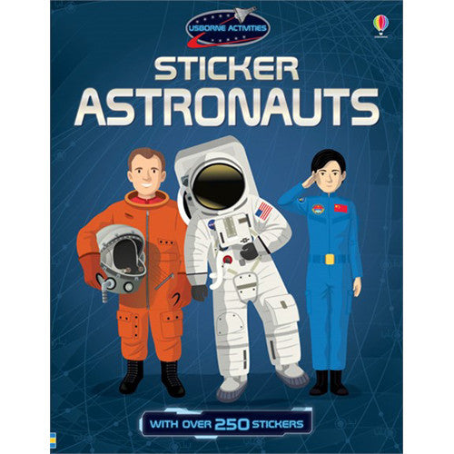 Usborne Astronauts Sticker Book