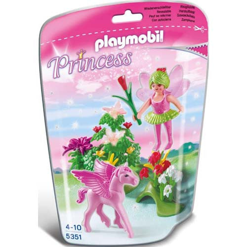 Playmobil Spring Fairy Princess Pegasus