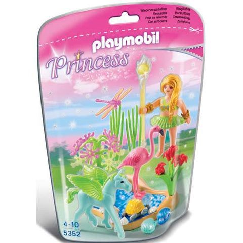 Playmobil Summer Fairy Princess w/Pegasu
