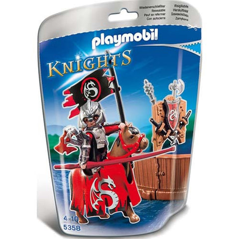 Playmobil Dragon Tournament Knight