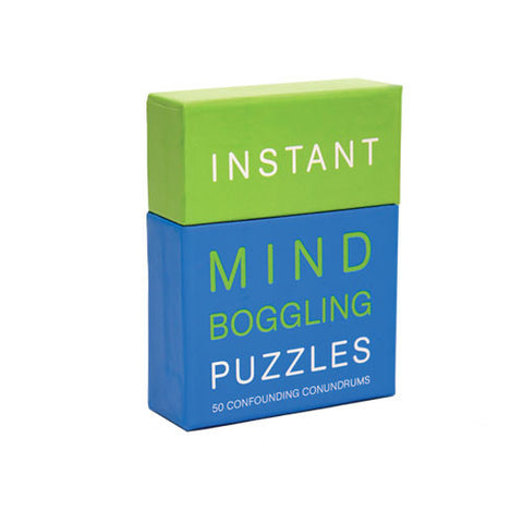 Family Games Instant Mind Boggling Puzzl