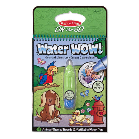 M&D Water Wow! Animals