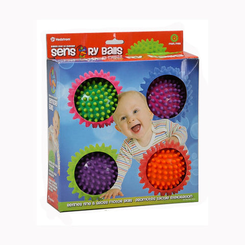 Ball Bounce Sensory Ball 4pcs