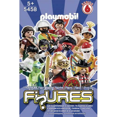 Playmobil Series 6 Mini Figures Boys