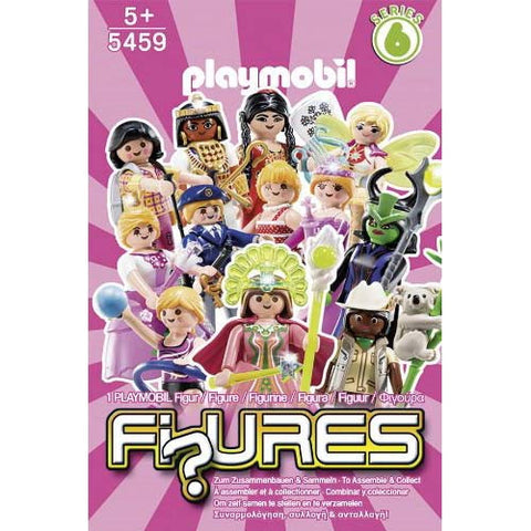 Playmobil Series 6 Mini Figures Girls