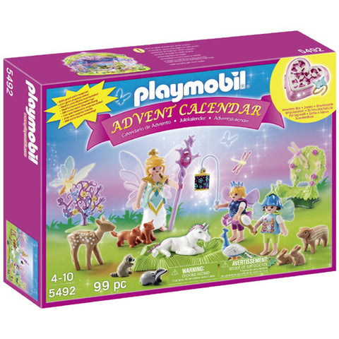 Playmobil Unicorn Fairyland Advent Calen
