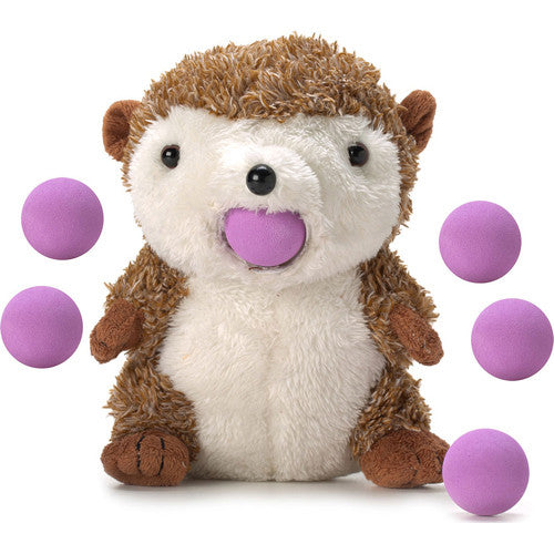 Hog Wild Squeeze Pop Huggable Hedgehog