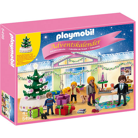 Playmobil Advent Calender Christmas Room