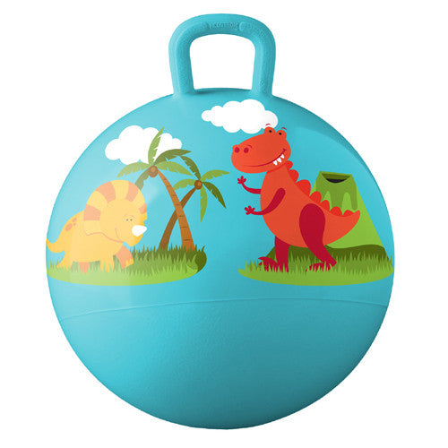 Ball Bounce Dinosaurs Hopper 18inch