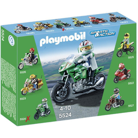 Playmobil Sports Bike