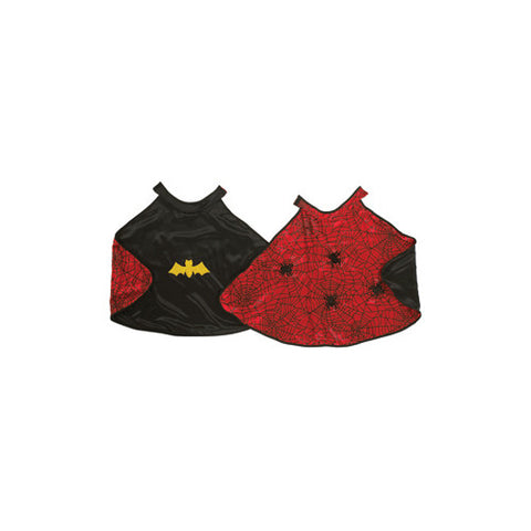 Creative Sm Rev Spiderman/Batman Cape
