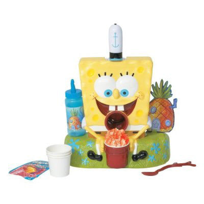 Little Kids Sponge Bob Sno-Cone Maker
