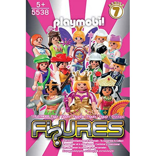 Playmobil Mini Figures Series 7 Girls