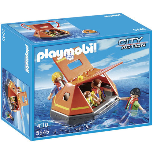 Playmobil Life Raft