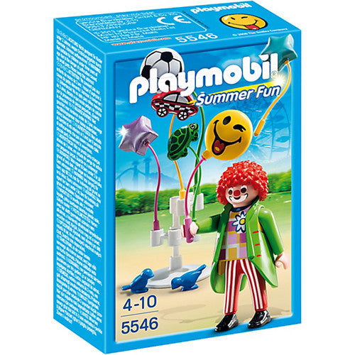 Playmobil Balloon Seller