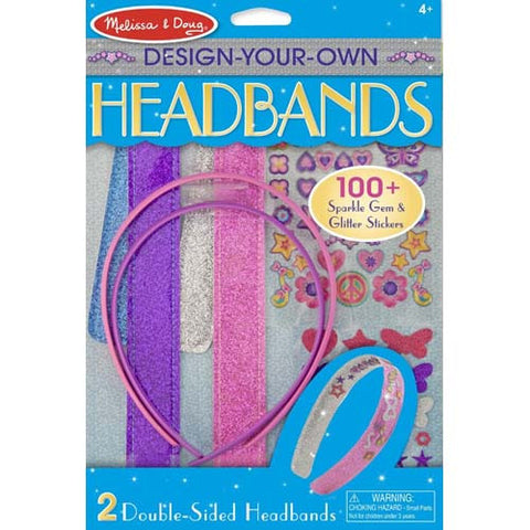 M&D Design Your Own Headbands