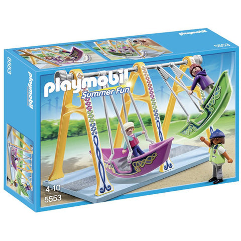 Playmobil Boat Swings