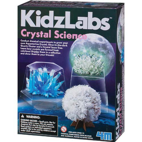 4M Crystal Science