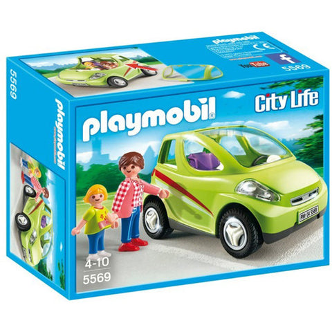 Playmobil City Car