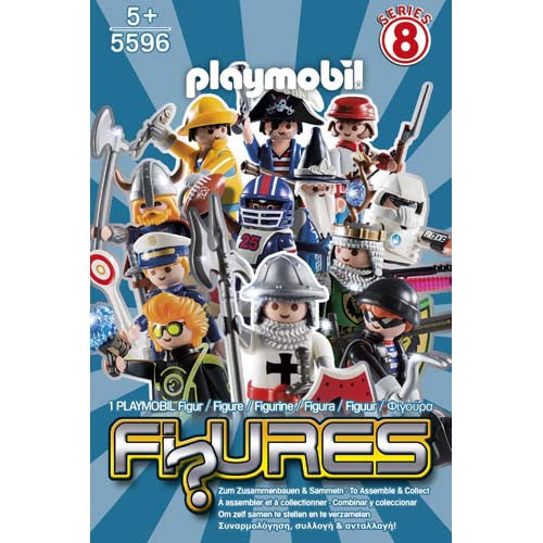 Playmobil Boy Figures Series 8