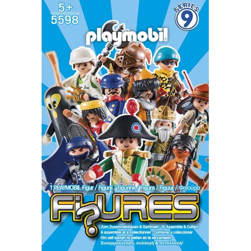 Playmobil Figures Series 9 Boys