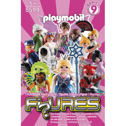 Playmobil Figures Series 9 Girls