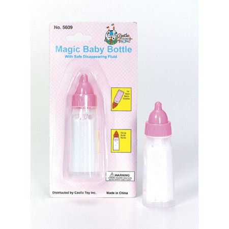 Castle Toy Magic Feeding Bottle