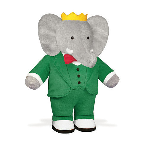 Yottoy Babar Soft Toy