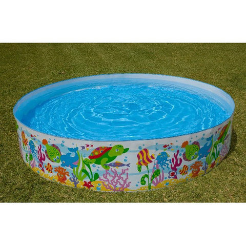 Intex Ocean Reef 8ft Snapset Pool