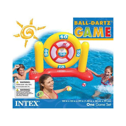 Intex Ball-Dartz Pool Game